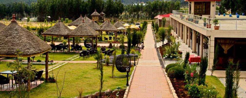 מחנה אימונים באתיופיה